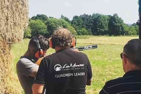 Lea Marston Shooting Club - Family Multi Activity Package with 40 or 100 Shots to Share - Save 59%