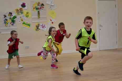 The Little Sports Company - Choice of Little Monsters Six Week Course - Save 58%