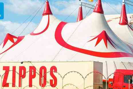 Zippos Circus - Celebrate the 250th Anniversary of the Circus - Save 50%