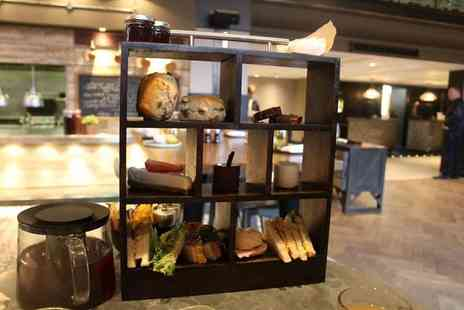 FireLake Grill House & Cocktail Bar - Gin themed afternoon tea for two people with a Gordons gin and tonic each - Save 43%