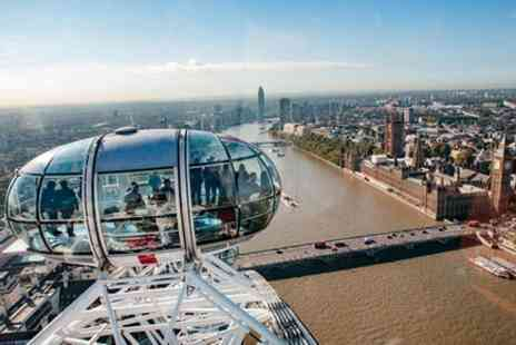 London top sight tours - Ride the London Eye & See over 20 top London Sights tour - Save 0%