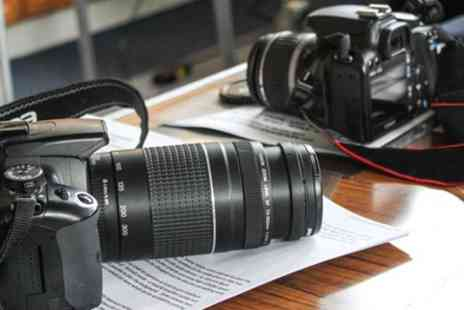 Photos N Pixels - Full Day Digital Camera Workshop with Lunch for One or Two - Save 70%