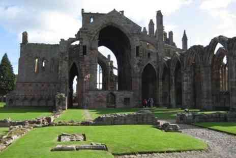 Rabbies Trail Burners - Da Vinci Code and Scottish Borders Small Group Day Trip - Save 0%