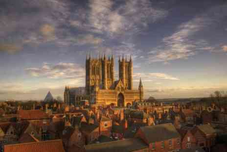 The Corporate Body of Lincoln Cathedral - Entry to Lincoln Cathedral including Floor Tour - Save 0%