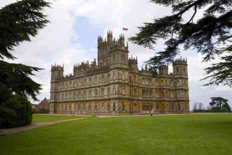International Friends - Highclere Castle Express from London - Save 0%