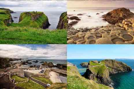 Belfast Black Cab Tour - Giants Causeway & Antrim Coast Tour - Save 0%