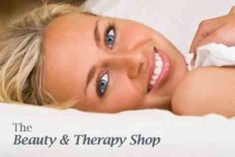 The Beauty and Therapy Shop - Teeth Whitening For Two People - Save 83%
