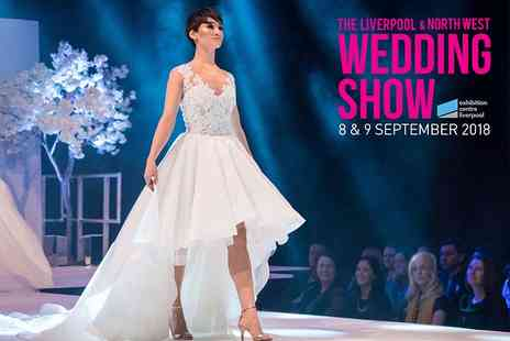 Bliss Events Company - One ticket to The Liverpool & North West Wedding Show on 8th or 9th September - Save 50%