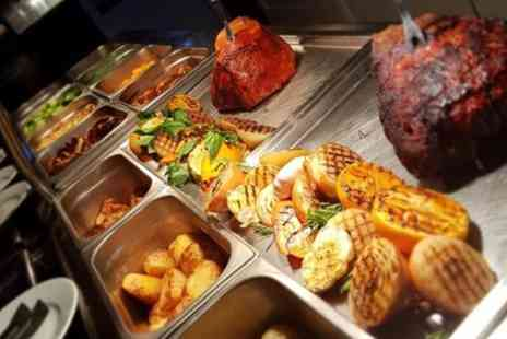 The Thurrock Hotel - Two Course Sunday Carvery Lunch for Two or Four - Save 19%