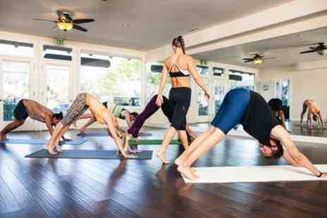 The Arts Of Yoga - Up to Ten Yoga Sessions - Save 40%