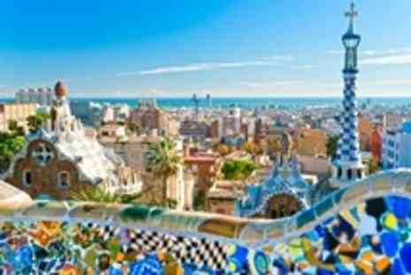 Viva Holidays - Barcelona: Two or Three Night Stay For Two With Flights and Breakfast from £179 Per Person at the 4* Hotel Attica 21 Barcelona Mar (Up to 49% Off) - Save 45%