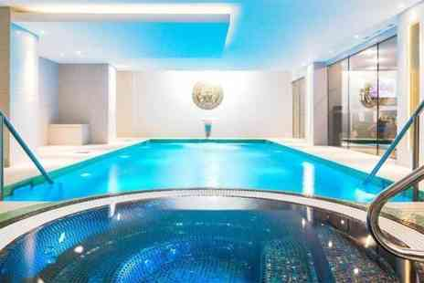 Beauty and Melody RLH - Spa experience for one including three treatments, two hour spa access, a glass of champagne and a £10 treatment voucher - Save 64%