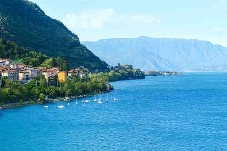 Albavilla Hotel - Four Star Modern Hotel Stay For Two Near Lake Como - Save 80%