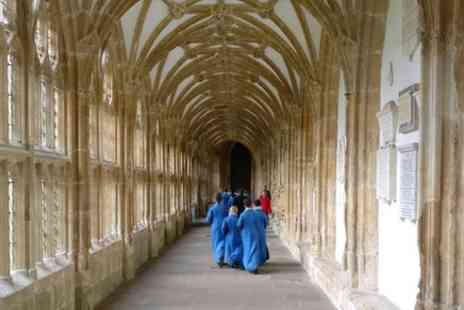 Around and About Bath - Cathedrals And Designer Outlets Cost Inclusive, Small Group Tour - Save 0%