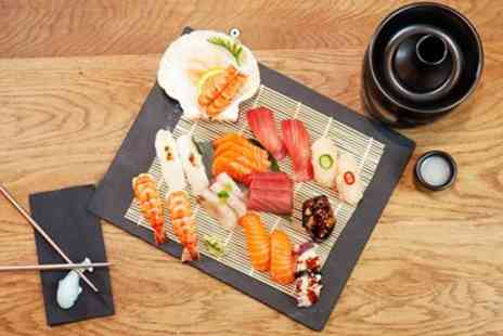 Hot Stone - Three course meal for 2 at stylish Japanese restaurant - Save 50%