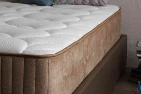 Venta Online SL - Single seven zone cocooning effect memory mattress - Save 86%