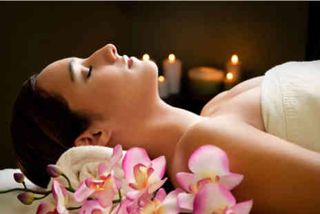 Laura Courtie Hair - Luxury facial with neck and shoulder massage or full body massage and mini facial ordeluxe facial with hand and arm massage - Save 71%