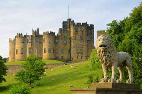 Heart of Scotland Tours - Viking Coast and Alnwick Castle Small Group Day Tour from Edinburgh - Save 0%