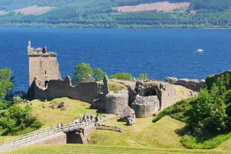 The Taxi company - Lochness Tour From Inverness Airport with Hotel Drop - Save 0%