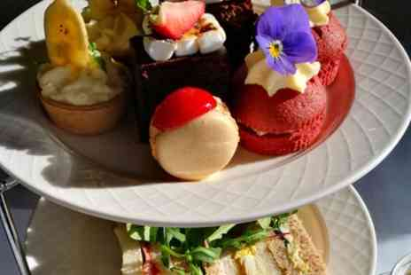 The Imperial Hotel - Afternoon Tea with Leisure Access and Optional Prosecco for Two or Four - Save 52%