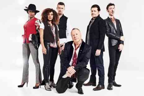 Liz Hobbs Group - Simple Minds & The Pretenders in Taunton - Save 50%