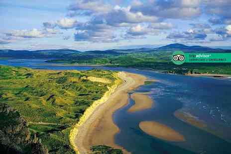 Ballyliffin Lodge - Two night Donegal stay for two people with breakfast or include a spa treatment each - Save 46%