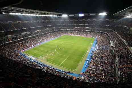 World Choice Sports - Two night Madrid city stay and a Real Madrid football match ticket - Save 0%
