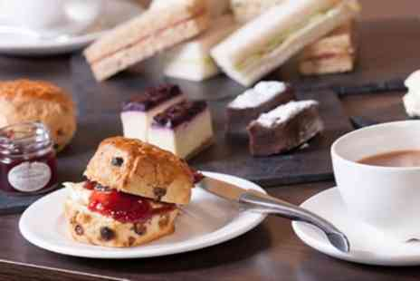 Beales Hotel - Afternoon Tea with Bubbly for Up to Four - Save 52%
