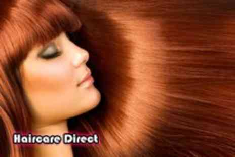 Haircare Direct UK - 14 micro ring human hair extensions in your own home - Save 63%
