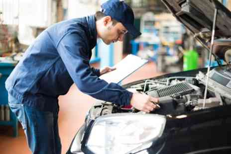 Tannadice Motors - MOT Test - Save 49%