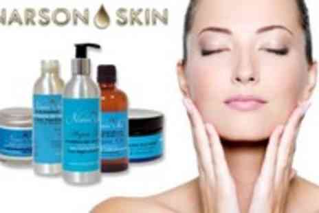 Narson Skin - Moroccan Argan oil Products - Save 80%