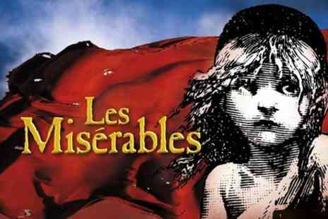 London Theatre Direct - Les Miserables Ticket - Save 0%