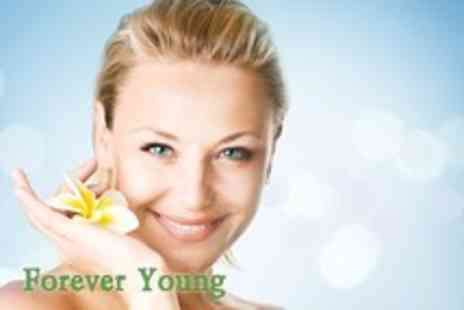 Forever Young - Rejuvenating AHA facial peel treatment - Save 62%