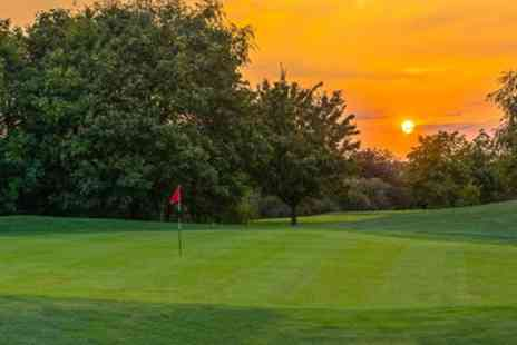 Mowsbury Golf Course - 18 Holes of Golf for Two or Four - Save 65%