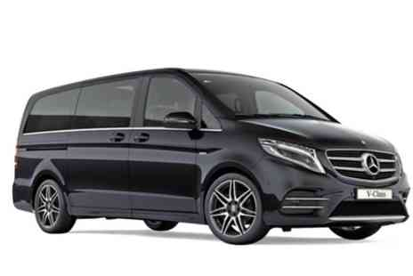 PROFi DRIVER Airport Transfer Service - London Departure Private Transfer to London Stansted Airport STN in Luxury Van - Save 0%