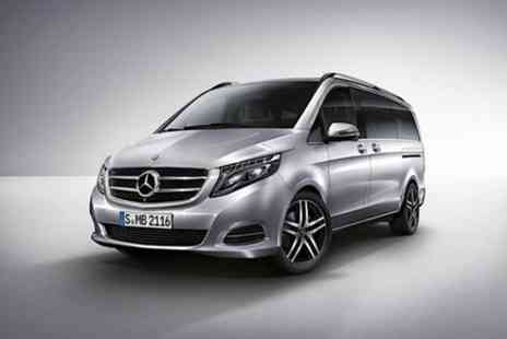 Profi Driver Airport Transfer Service - London Departure Private Transfers to London Heathrow Airport LHR in Luxury Van - Save 0%