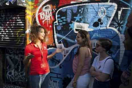 Sandemans New Europe - East London Street Art & Graffiti Walking Tour - Save 0%