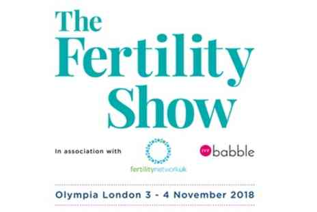 Intuitive Events - One afternoon entry ticket to The Fertility Show on 3 To 4 November - Save 0%