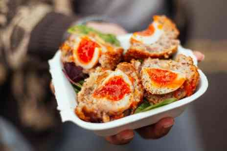 Withlocals - Private Londons Favourite Food Tour - Save 0%
