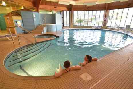 Moness Resort - One or Two Nights Stay for Two with Breakfast, Spa Access and Option for Meals or Treatment - Save 0%