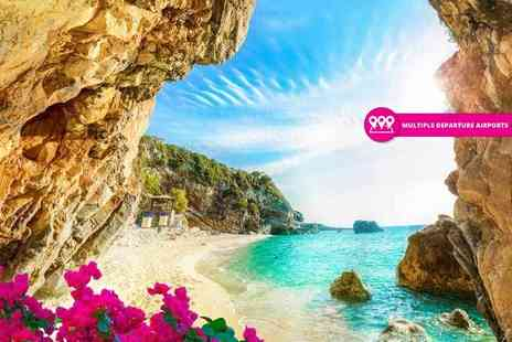 Crystal Travel - Seven night all inclusive holiday with return flights - Save 22%