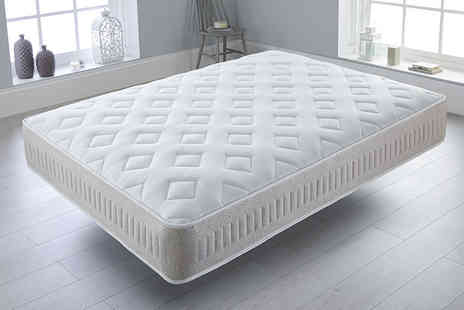 DUREST BEDS - Sovereign 3000 pocket spring mattress choose from six sizes - Save 82%