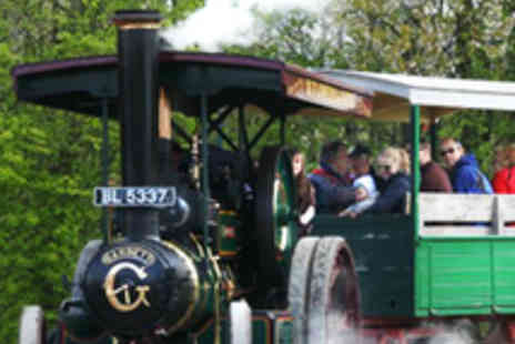 Bursledon Brickworks - Tickets to Open Day at Industrial Museum - Save 57%