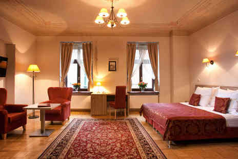 Hotel Santi - Four Star 18th Century Town House in Old Town for two - Save 66%