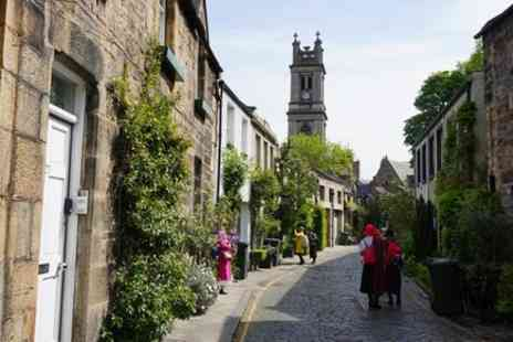 Unlock Tours - Hidden Gems in New Town - Save 0%