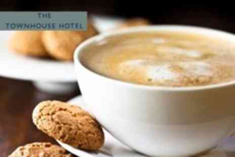The Townhouse - Hot drink add some pep to your step - Save 60%