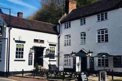 The Swan Taphouse - Overnight stay for two people including breakfast and Prosecco afternoon tea - Save 46%