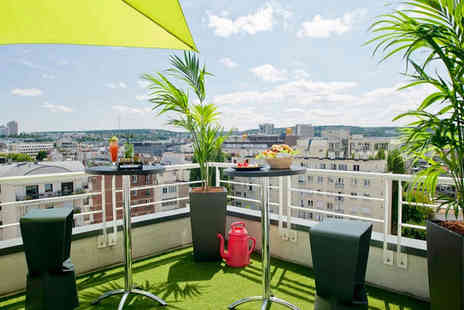 Radisson Blu Hotel - Four Star Charming Hotel Stay For Two in Boulogne Billancourt District - Save 70%