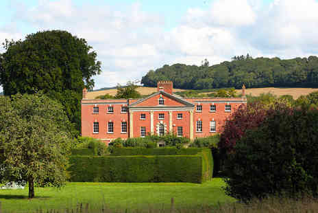 10 Castle Street Hotel - Five Star Grade II Manor Within Ancient Woodland For Two - Save 36%