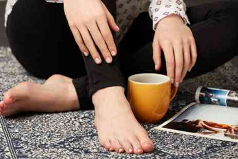 Naomi Lee - Shellac Manicure, Pedicure or Both - Save 50%